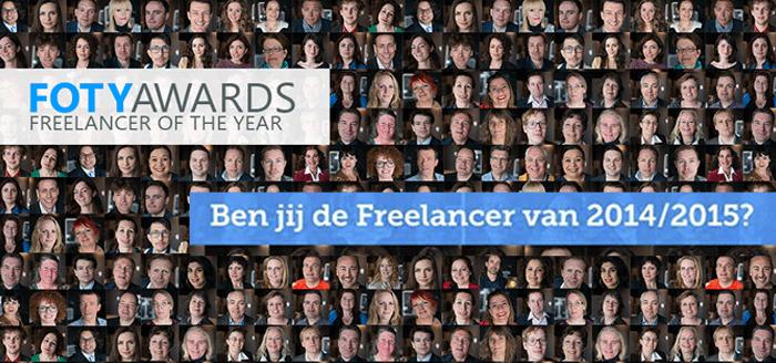 Waarom ik meedoe aan de verkiezing Freelancer of the Year