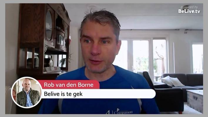 Nieuwe Facebook LIVE tool en aanpak – BeLive.tv