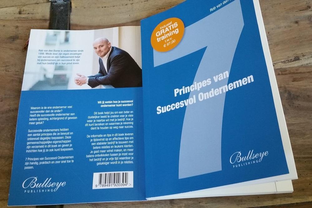 7 principes van succesvol ondernemen