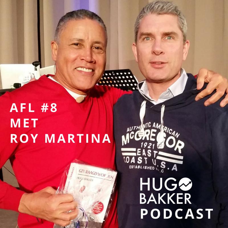 Roy Martina onstopbaar succes