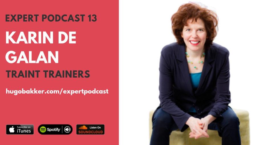 Karin de Galan Expertpodcast