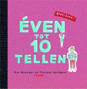 Even tot 10 tellen, Eva Brouwer,