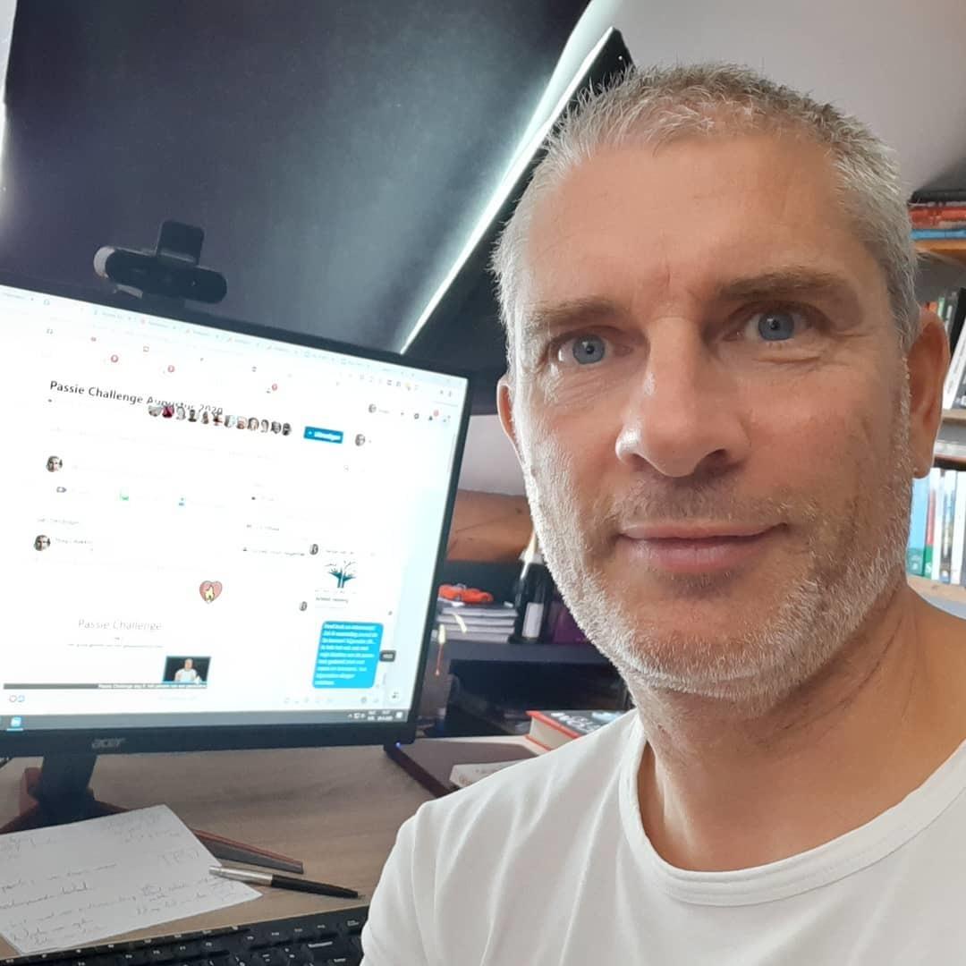 online trainingen maken met Hugo Bakker