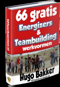 66 energizers en teambuilding werkvormen ebook